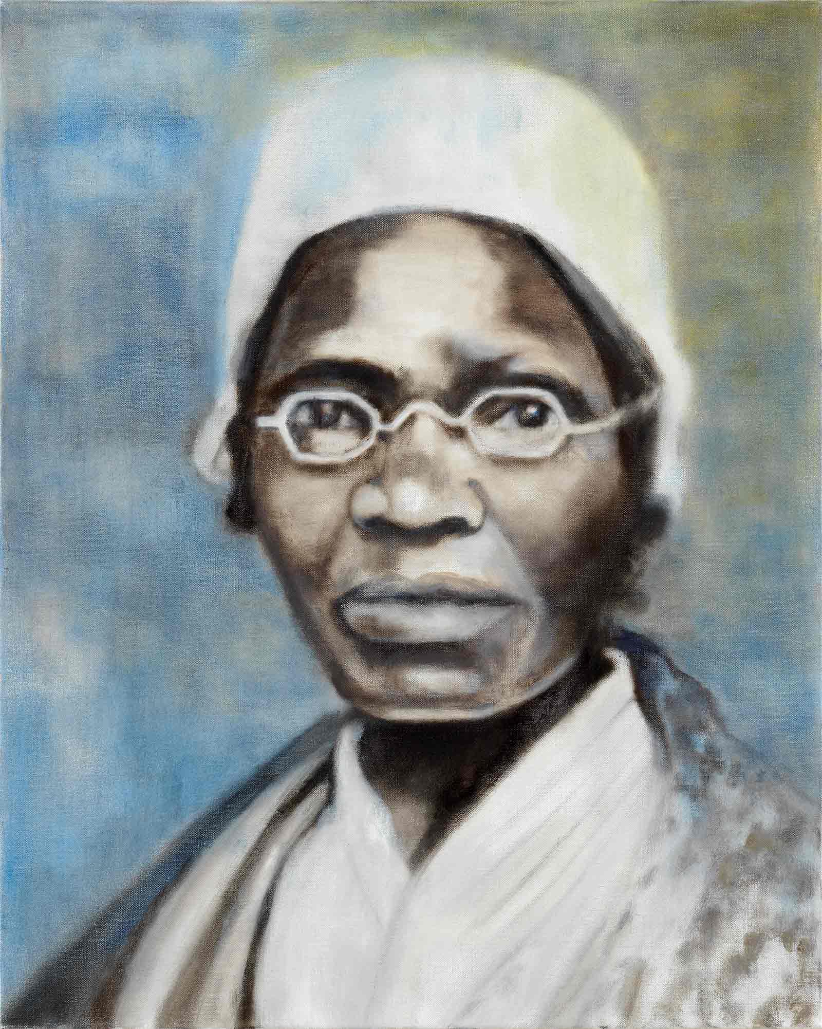 Iris Kensmil, Sojourner Truth, 2019, fotografie G.J.vanROOIJ